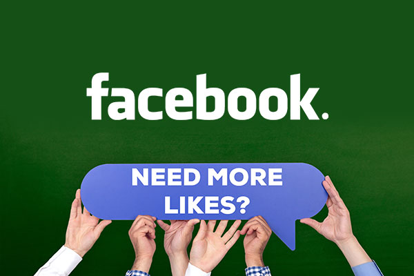 You can also advertise on FB for more likes