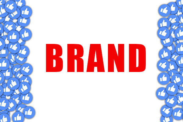 Likes on the page will reflect that your brand is capable of influencing