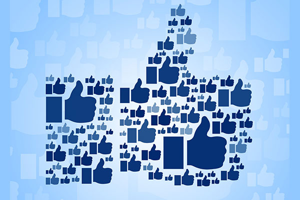 More likes are capable of influencing potential customers